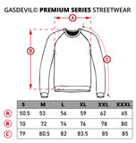 RAGLAN SWEATER - HGS - EXHAUST SYSTEMS #1_