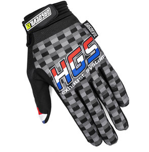 HGS RACING GLOVES , HGS exhaust handschoenen